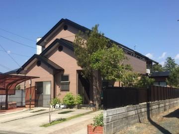 豊川市白鳥町の外壁塗装、屋根塗装