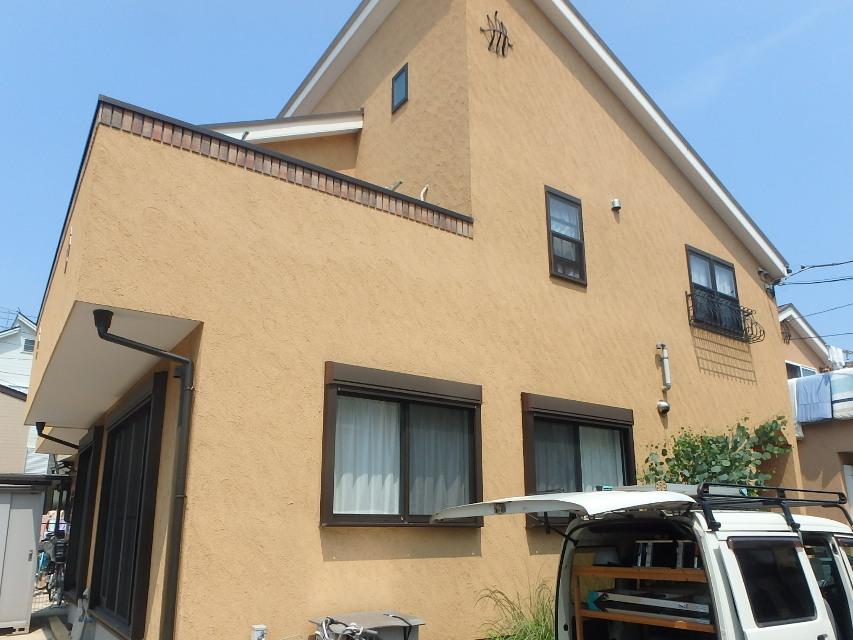外壁塗装・屋根塗装をお考えの方は、ジャパネット・ハウスにお問合せください。 [before]